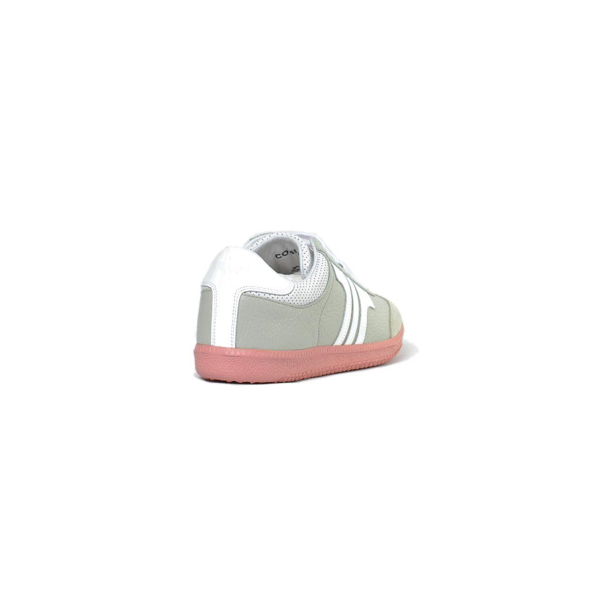 Tisza cipő - Compakt - Szürke-púder