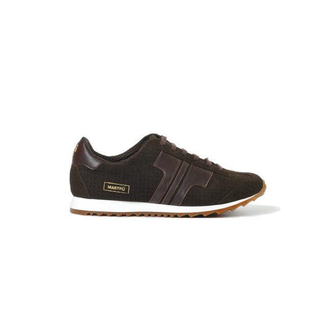 Tisza cipő - Martfű - Twisted-barna