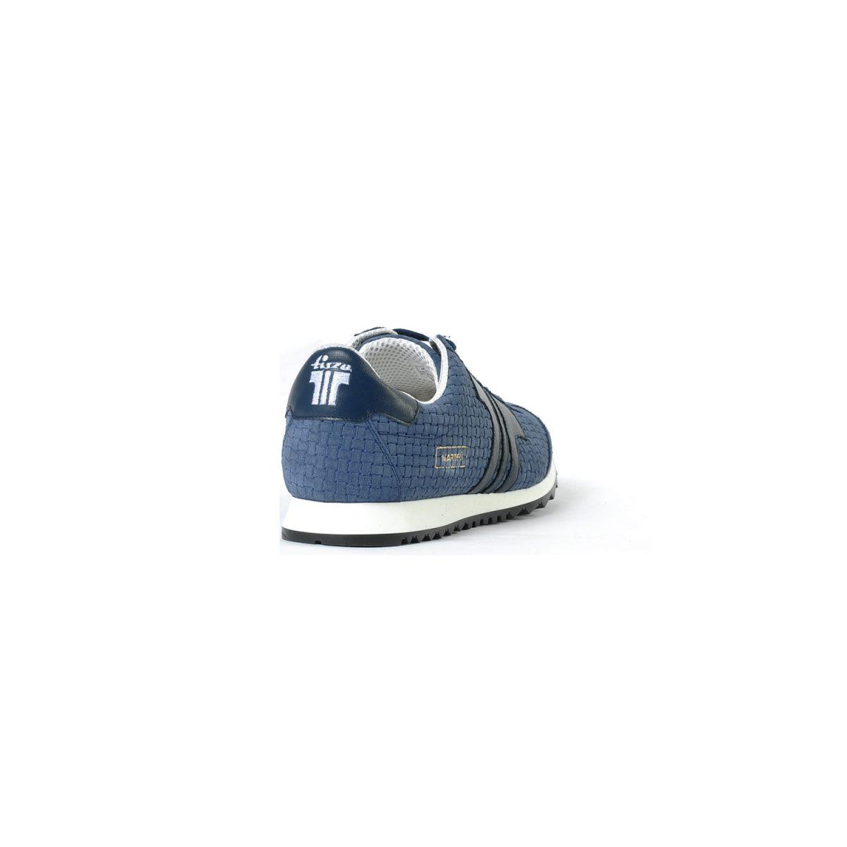 Tisza cipő - Martfű - Twisted-kék