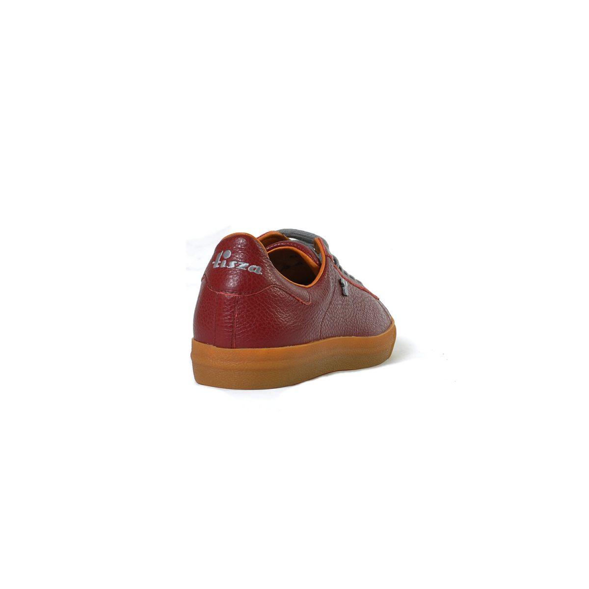 Tisza cipő - Simple - Burgundi