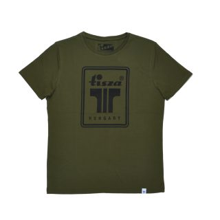 Tisza cipő - Póló - Keki T-logó
