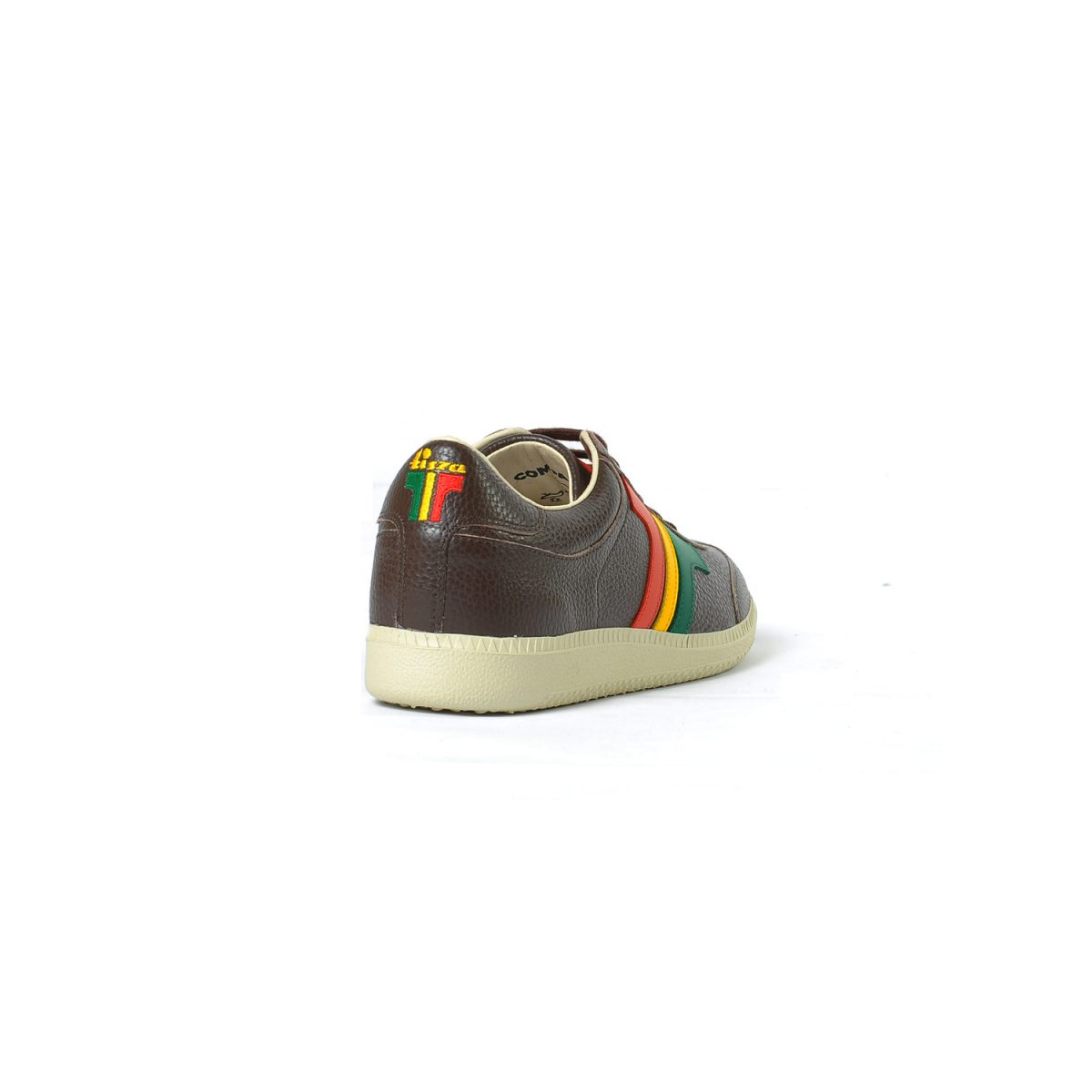 Tisza cipő - Compakt - Barna-raszta