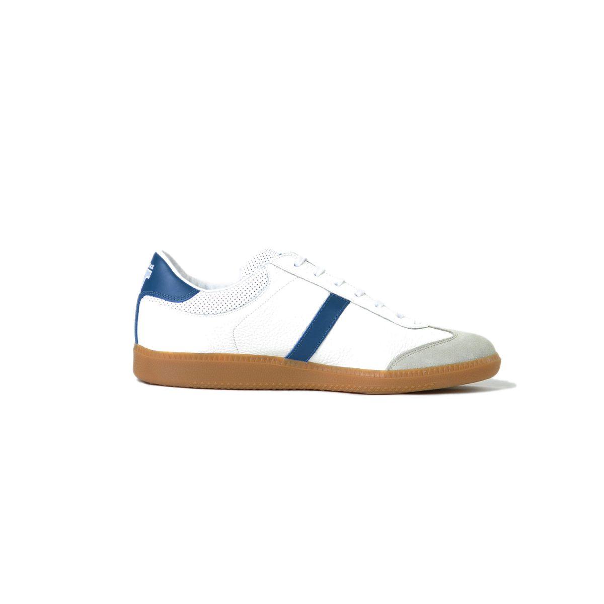 Tisza cipő - Compakt - Fehér-kék