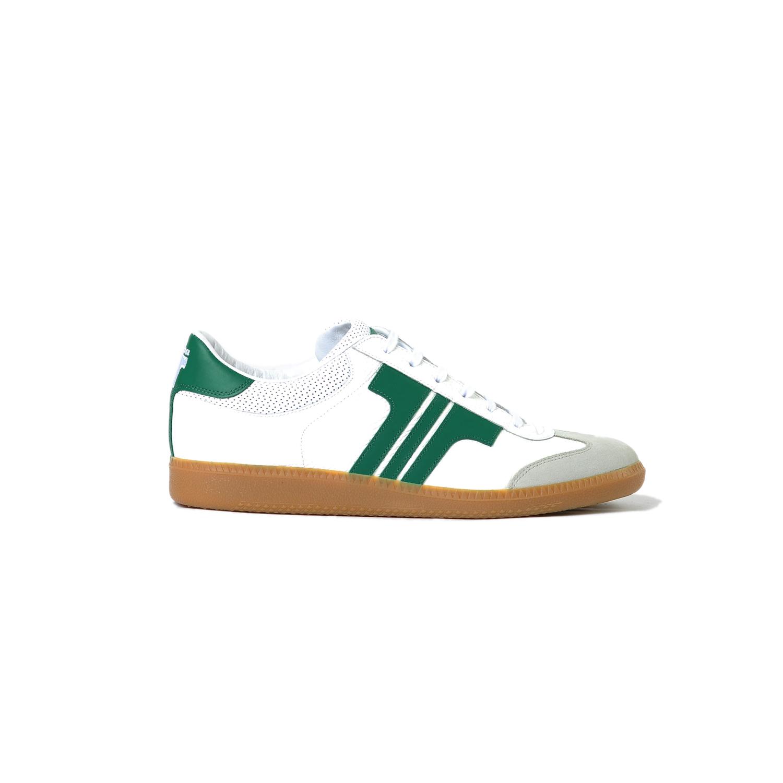 Tisza cipő - Compakt - Fehér-zöld