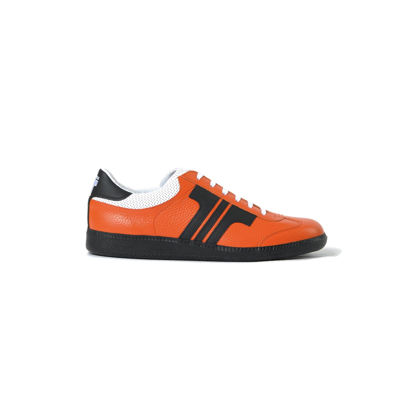 Tisza cipő - Compakt - Narancs-fekete