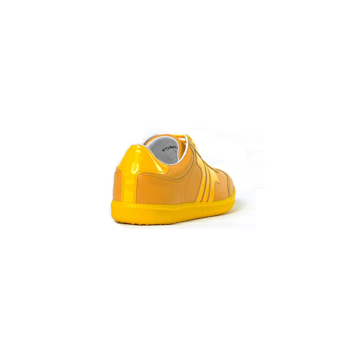 Tisza cipő - Compakt - Sárga-lakk