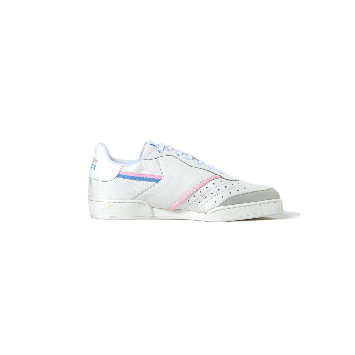 Tisza cipő - Sport - Fehér-babakék-rózsaszín