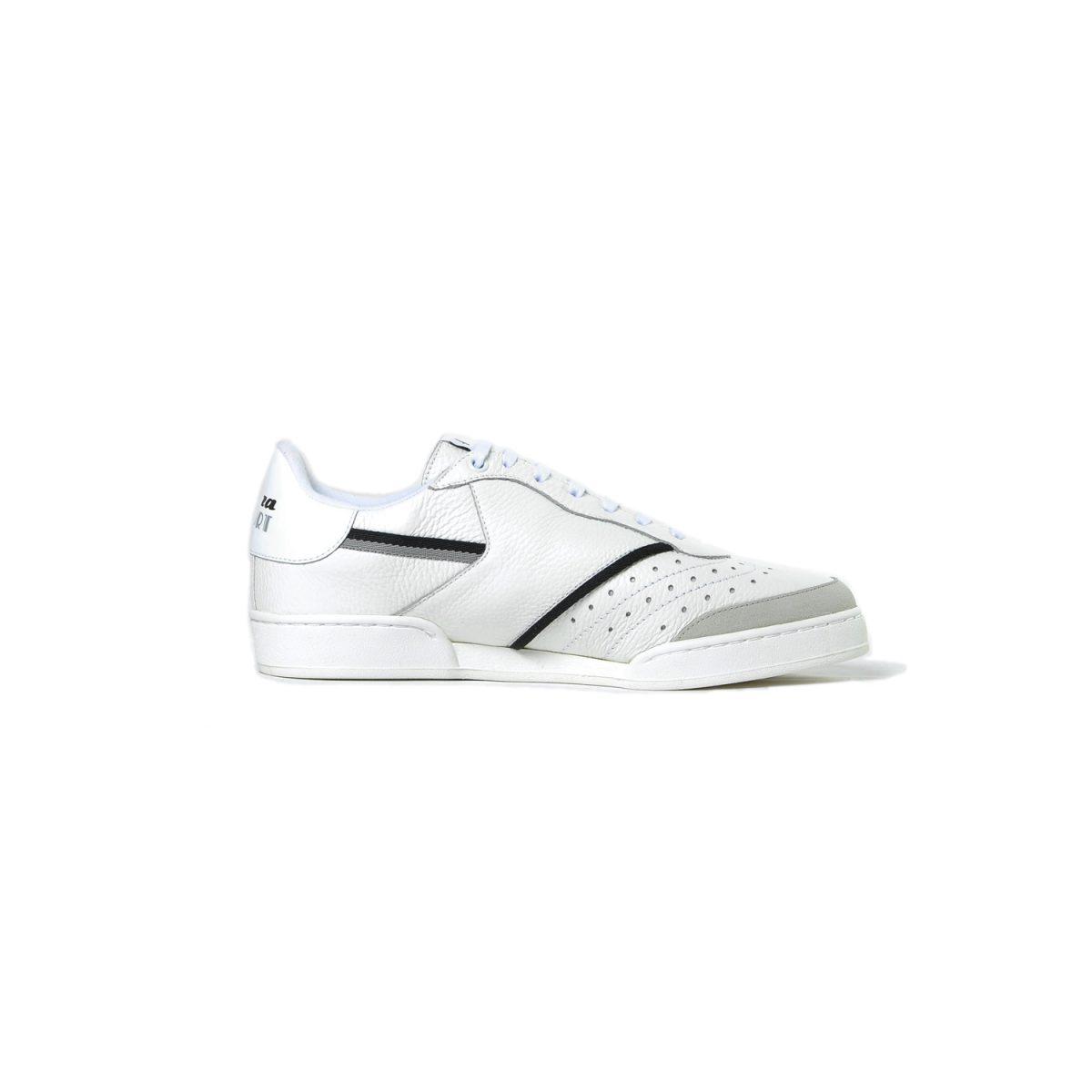 Tisza cipő - Sport - Fehér-fekete