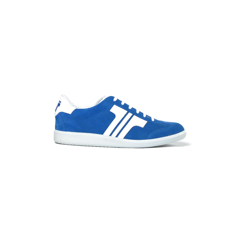 Tisza cipő - Comfort - Royal-fehér