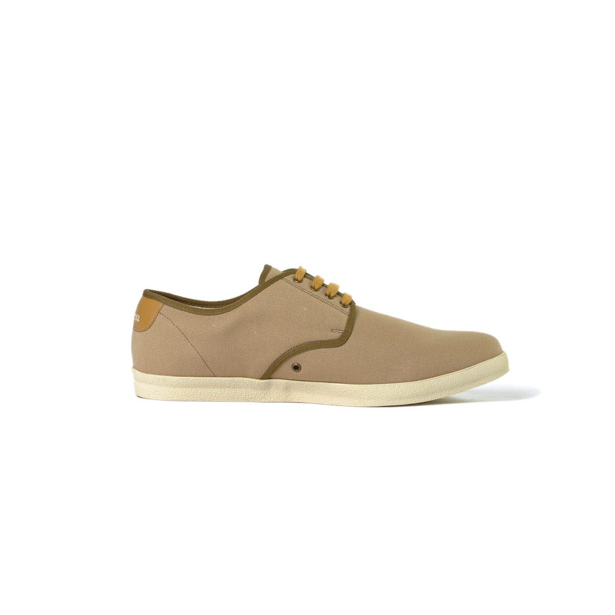 Tisza cipő - City - Mokka