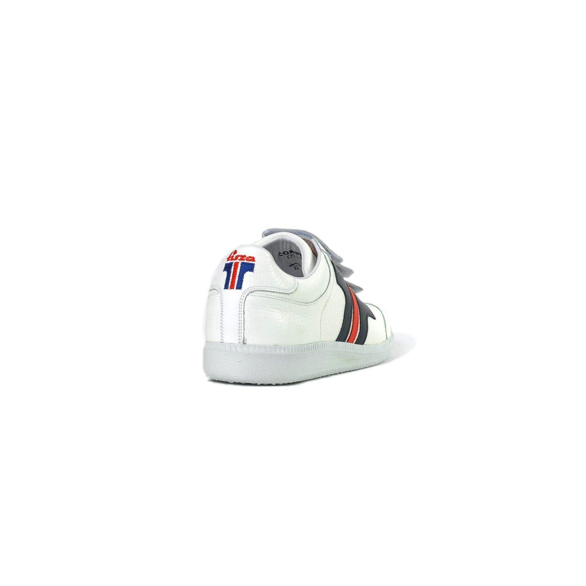Tisza cipő - Delux - Fehér-klasszik