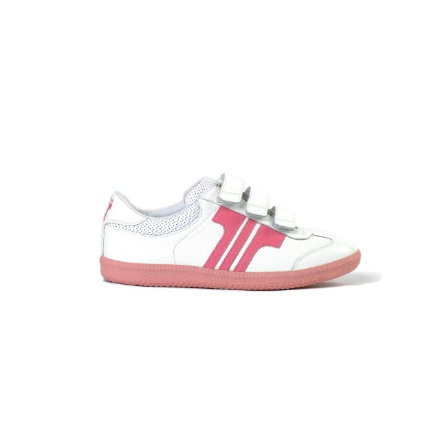 Tisza cipő - Delux - Fehér-púder