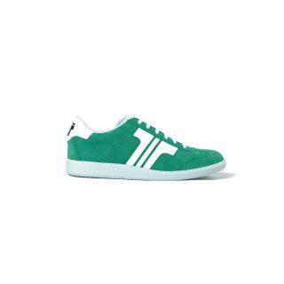 Tisza cipő - Comfort - Zöld-fehér