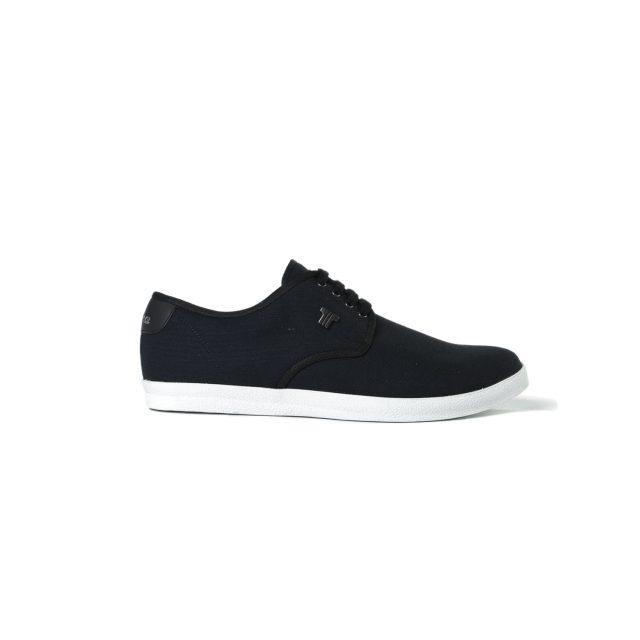 Tisza cipő - City - Fekete