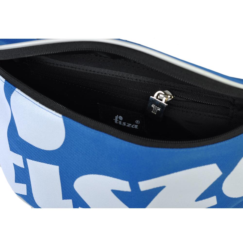 Tisza cipő - Nagy övtáska - Royal