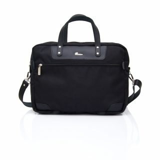 Tisza Shoes - BP Bag - Black Notebook
