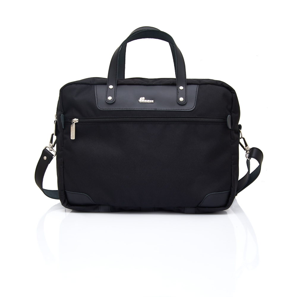 Tisza Shoes - BP Bag - Black Notebook