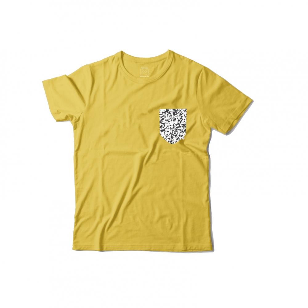 Tisza Shoes - M4 Póló - yellow