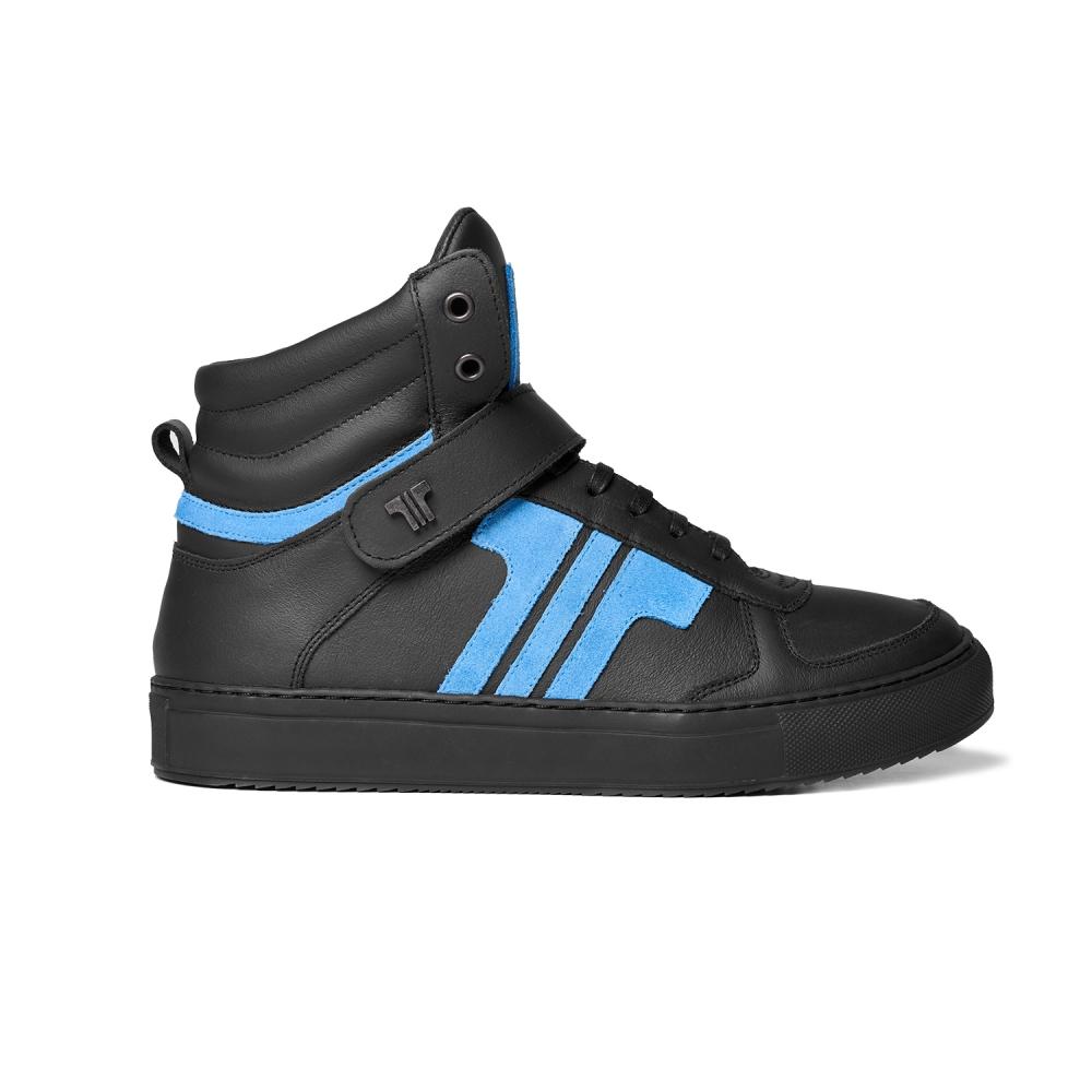Tisza Shoes - M4 - Black-azure
