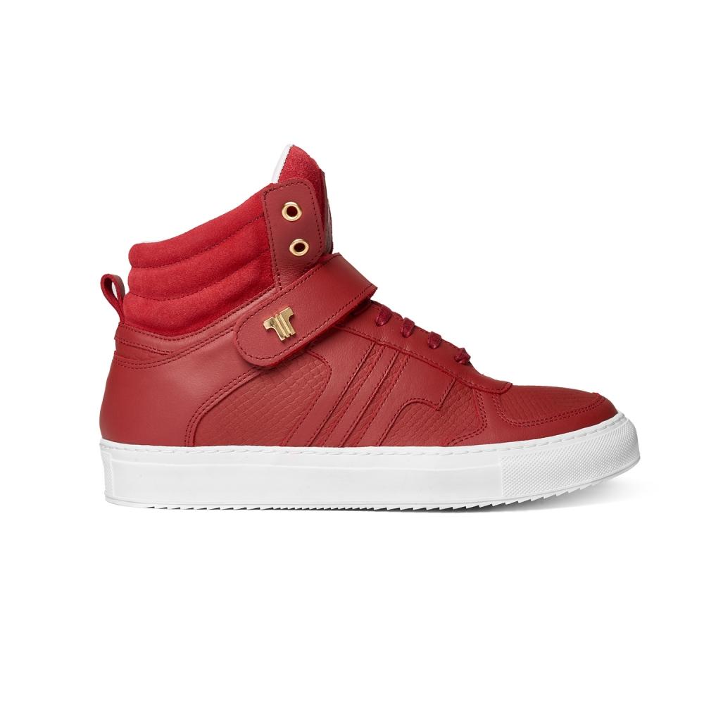 Tisza Shoes - M4 - Cherry
