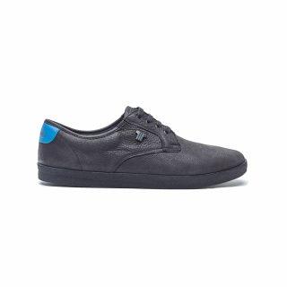 Tisza Shoes - City - Black-royal