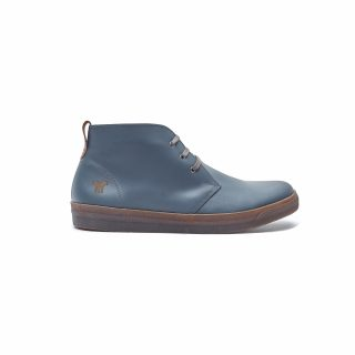 Tisza Shoes - Alfa - shadow-rust