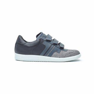 Tisza Shoes - Compakt Delux - grey-shadow-black