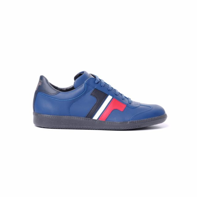 Tisza Shoes - Compakt - royal-red-white-blue