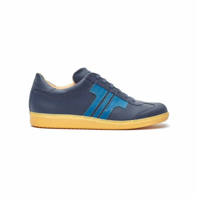 Tisza Shoes - Compakt - darkblue-royal