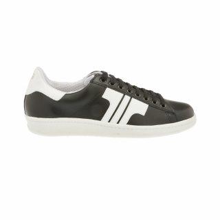 Tisza Shoes - Tradíció - Black-White