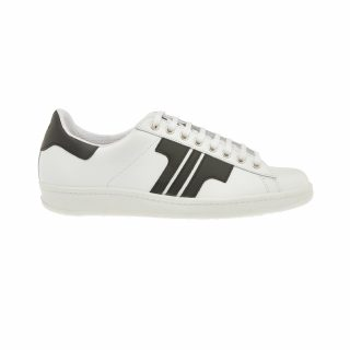 Tisza Shoes - Tradíció - White-Black