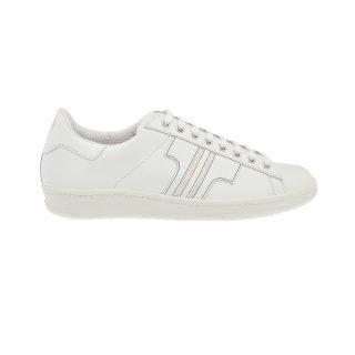 Tisza cipő - Tradíció '80 - Fehér-kontúr