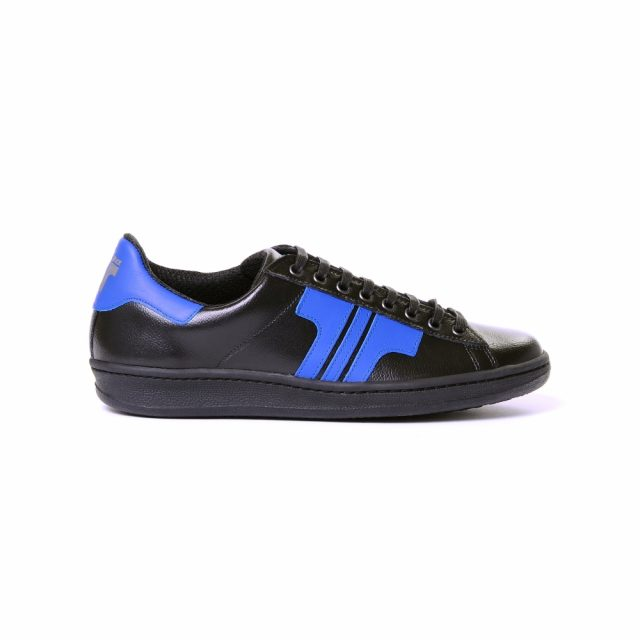 Tisza Shoes - Tradíció - black-royal
